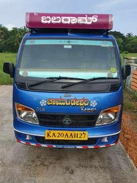 Tata ace megha 2107 model, Rear full steel body, insurance,FC valid
