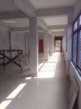 Commercial space and shops for rent