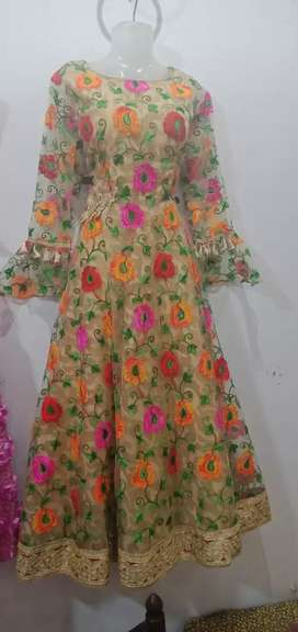 Gown ( weeding party)