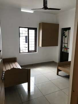 New single room for bachelors in chittethukara.!