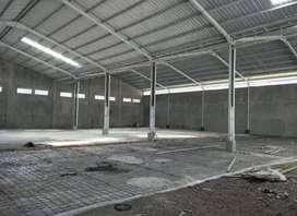 Disewakan Gudang siap pakai Lokasi  Klaten Jawa Tengah
