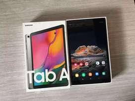 Samsung Tab A like new 2019 siap pakai garansi