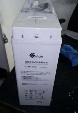 Branded 200AH Batteries Box Packed