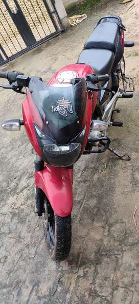 Bajaj pulsar 180cc in a very good and sound condition