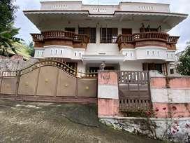 House for sale at vellayani Nemom po near govt hospital santhivila