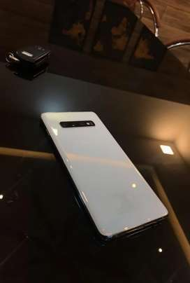 Galaxy S10+ 8GB 128GB (Prism White)