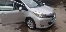 Toyota vitz 2011 registered 2015
