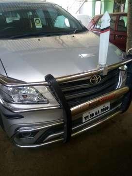 Toyota Innova 2.5 G 8 STR BS-IV, 2015, Diesel