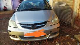 Honda City ZX 2007 Petrol 250000 Km Driven