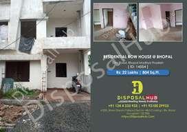 Residential Row House(Mahadev Nagar)