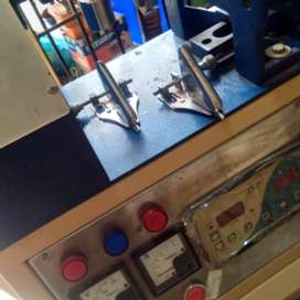 Semi automatic Ceiling Fan rewinding machine for sale