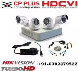 Day And Night Vision Cctv Cameras Ahd+ Cc Camera
