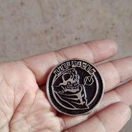 Enamel Metal Pin Badge Klub Racun