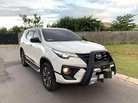 Toyota Fortuner VRZ TRD 2018 AKHIR (LIKE NEW)