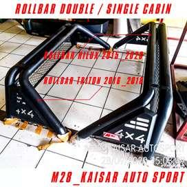 Rollbar hilux revo dan rollbar triton ready