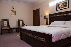 Beautiful family Apartments Well Furnished Daily Weekly basic in Muree