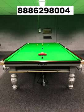 """""""we are manufacturers and supplies all type of snooker Tables"""