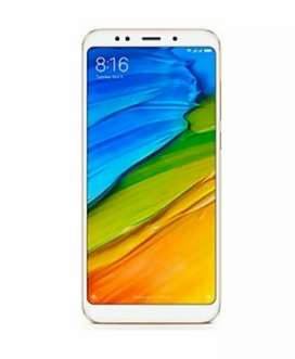 Mi note 5.  4/64 gb one year old neat Condition