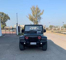 Mahindra Bolero modified into wrangler