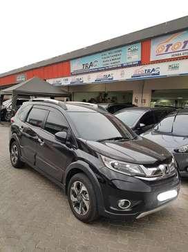 Honda BRV E CVT A/T Hitam Thn 2019 Kilometer Low