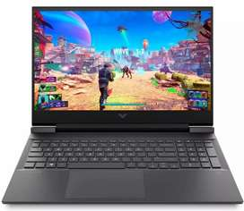 HP victus gaming laptop with bill and warranty