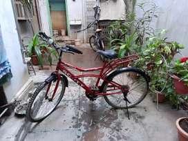Avon Scott MTB cycle