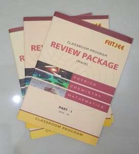 REVIEW PACKAGE FOR JEE MAINS BY FIITJEE