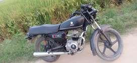 BAjaj Boxer  100cc. Full. modifae exilint engion