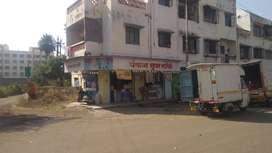 North - East corner shop