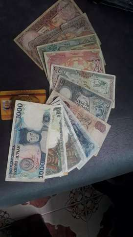 Uang lama indonesia