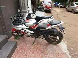Yamaha R15 v2 AP registration