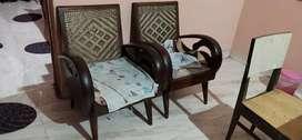 Sofa segun wood