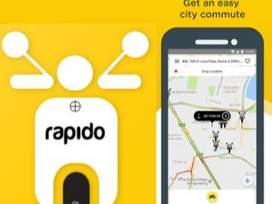 Coimbatore Rapido Bike taxi hiring for food delivery boys