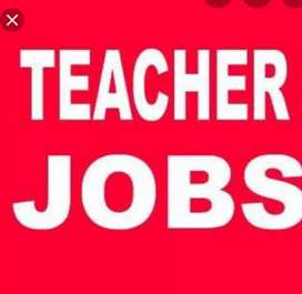 Urgent Required English Faculty  for Class 8 to 12