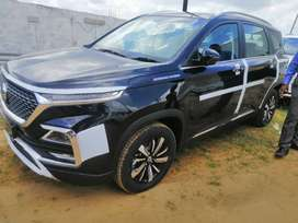 Skilled Driver required for new mg hector car
