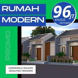Rumah Cluster Mewah Fasilitas Lengkap  Di Kota Malang