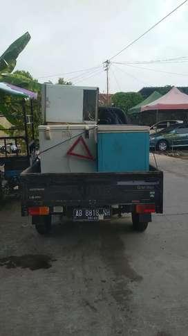 Jasa angkut barang Lintas kota MAGELANG-Jogja Juragan Muda