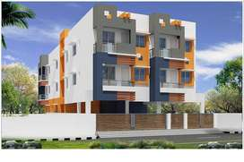 flat for sale in pozhichalur in low budget