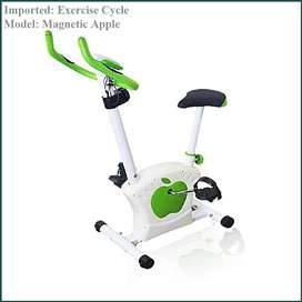 Apple Magnetic Exercise Cycle Gym Bike, Lift heavy today if you want