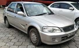 Honda City E, 2001, LPG
