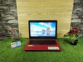 (READY)LAPTOP ASUS A456U\CORE I5-6200U\RAM 4 GB\HDD 500GB