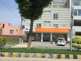 Commercial Plaza With Five Lakh Rental Income