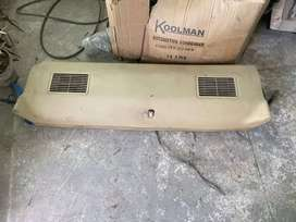 Toyota town ace van rear air conditioning