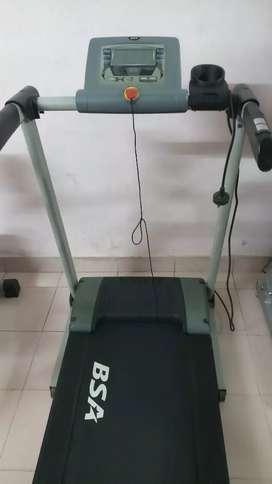 BSA Treadmill.