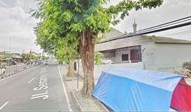 Ruko Luas dan Lebar Ideal Tepi Jl. Magelang Km 8 Jombor