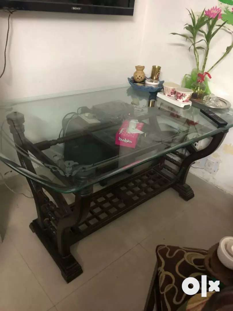 Glass Dining Table 0