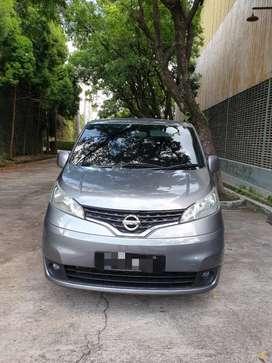 Nissan evalia SV 2012