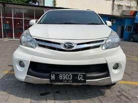 Daihatsu Xenia R Attivo 1.3 A/T Putih 2014 Matic Langka Murah Meriah