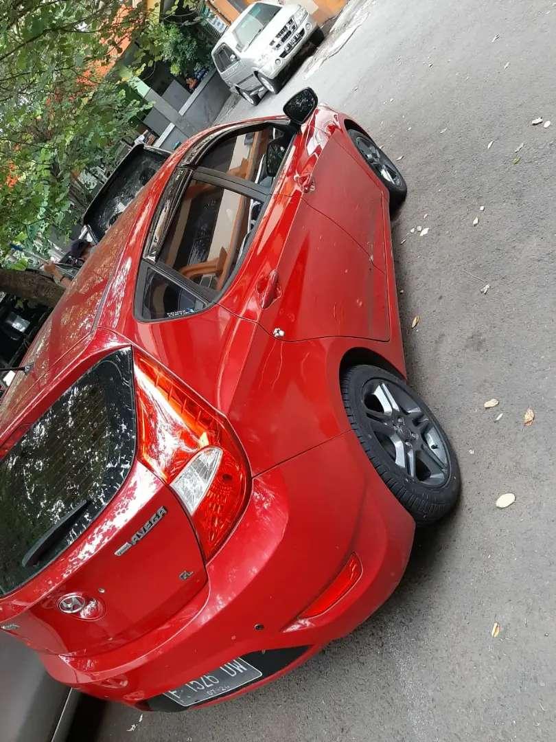 Grand Avega matic 2012 kondisi juos 0