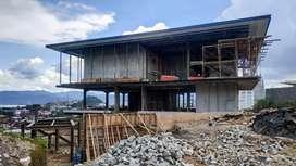 NEGO Tanah dan bangunan proyek restoran di Garuntang sebelah novotel